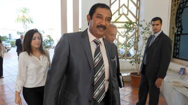 Mohamed Ayachi Ajroudi, qui porte le prjet de rachat de l'OM