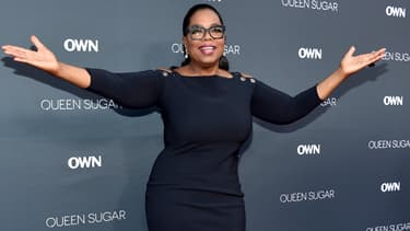 Oprah Winfrey en août 2016