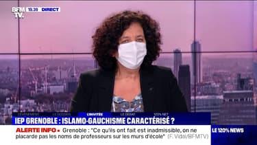 """Frédérique Vidal: """"Le racisme, l'antisémitisme, l'homophobie ne sont pas des opinions, ce sont des délits"""""""