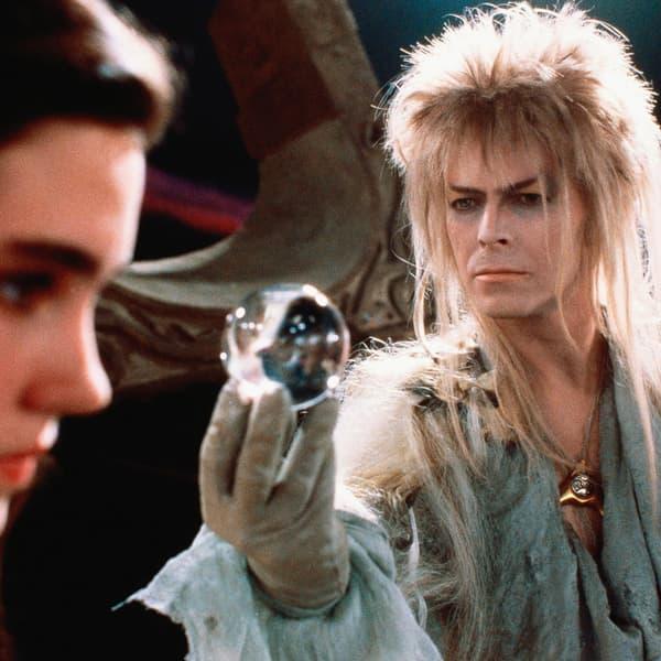David Bowie dans Labyrinthe