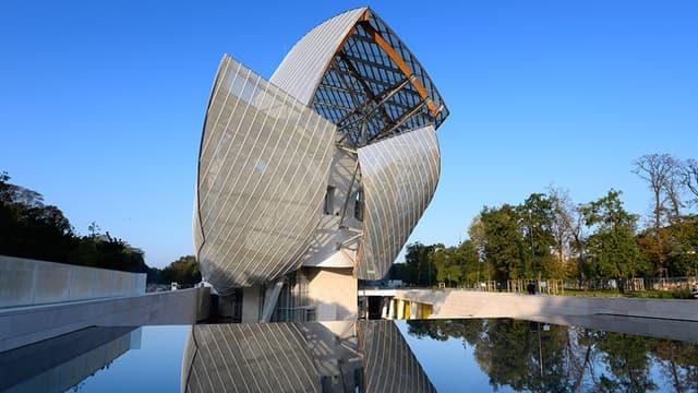 Le projet de la Fondation Louis Vuitton a été initié il y a douze ans par Bernard Arnault.