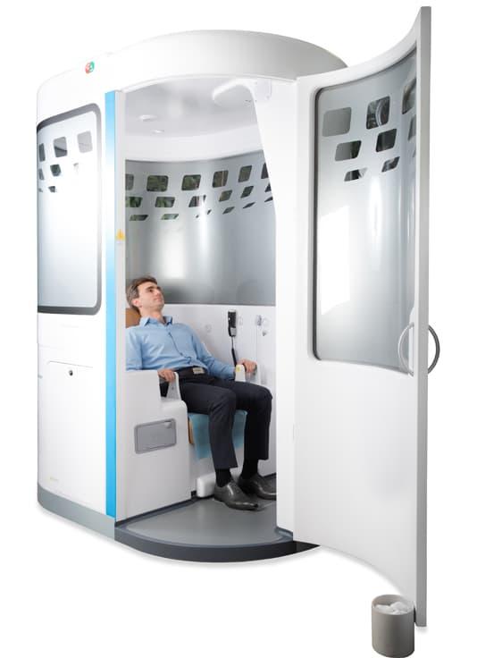 Cabine de téléconsultation H4D