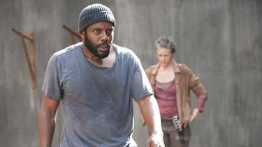 Chad Coleman interprète Tyreese dans The Walking Dead.