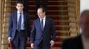 François Hollande avait demandé à ses ministres de ne plus utiliser leurs téléphones pendant le Conseil des ministres.