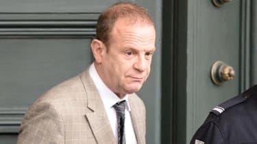 Le photographe François-Marie Banier, ici le 10 mai 2016, a vu l'avocat général confirmer sa peine de prison en appel, comme celle de son compagnon Martin d'Orgeval.