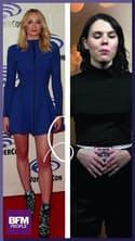 Le look à copier de la semaine : la robe bleue de Sophie Turner