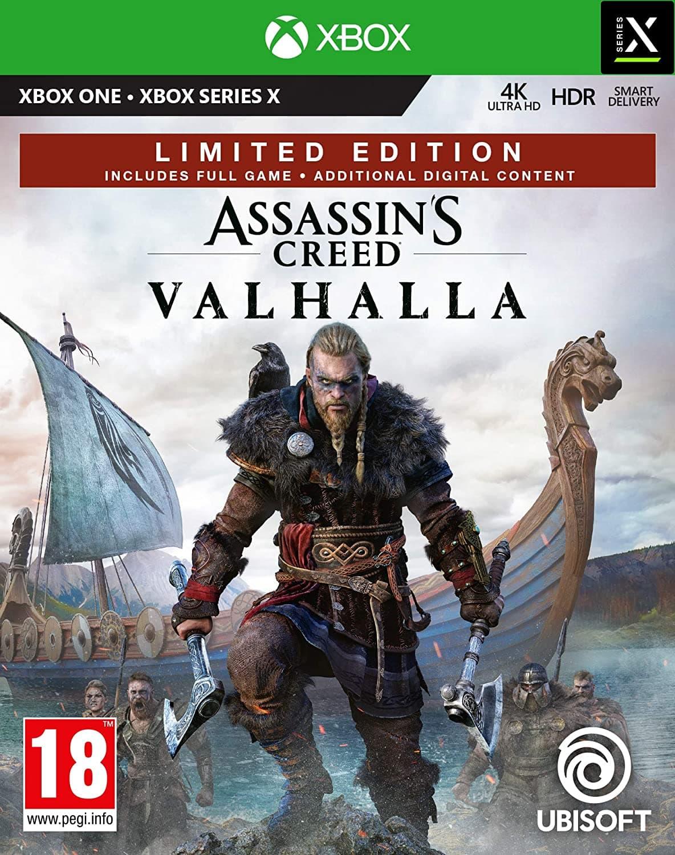 -30% sur Assassin's Creed Valhalla