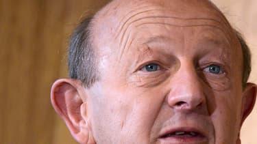 """Jean-Luc Bennahmias, 62 ans, est l'un des """"petits"""" candidats de la primaire à gauche."""