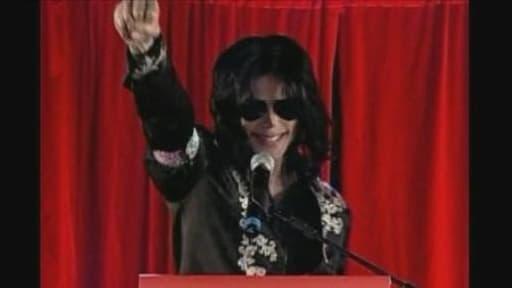 """Michael Jackson est mort, en juin 2009, lors de la préparation de son spectacle """"This is It""""."""