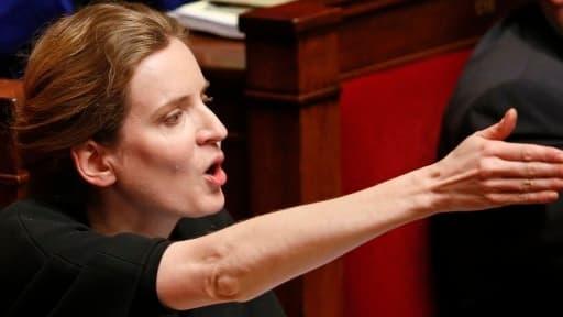 """Nathalie Kosciusko-Morizet s'en est pris à une journaliste du """"Monde"""", qu'elle accuse de manquer d'objectivité."""