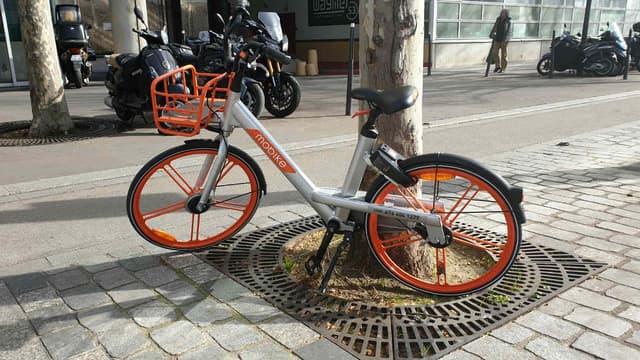Mobike serait sur le point d'abandonner son service de vélos en libre-service à Paris.