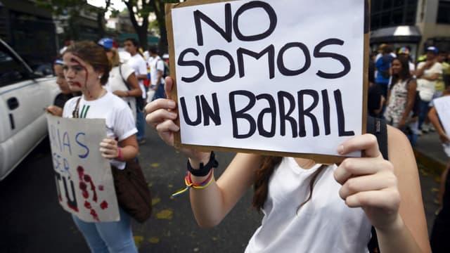 Plus de la moitié des recettes budgétaires du Venezuela proviennent du pétrole.