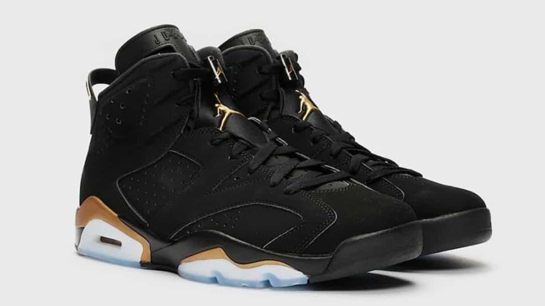 Nike : les Air Jordan 6 Retro DMP sont disponibles