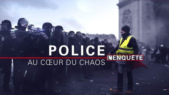 Police, au coeur du chaos.