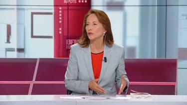 Ségolène Royal, invitée de BFM Politique le 5 juillet 2020