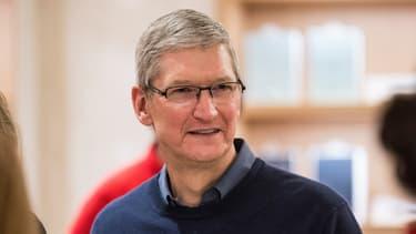 Pour Tim Cook, PDG d'Apple, le redressement est une mesure de rétorsion contre une entreprise américaine.