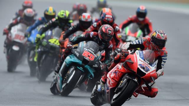Le GP de France de MotoGP à huis clos
