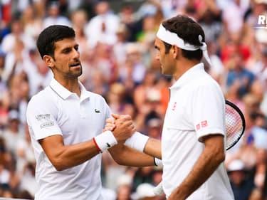 Tennis : Dojokovic égale un record de Federer... avant de le battre