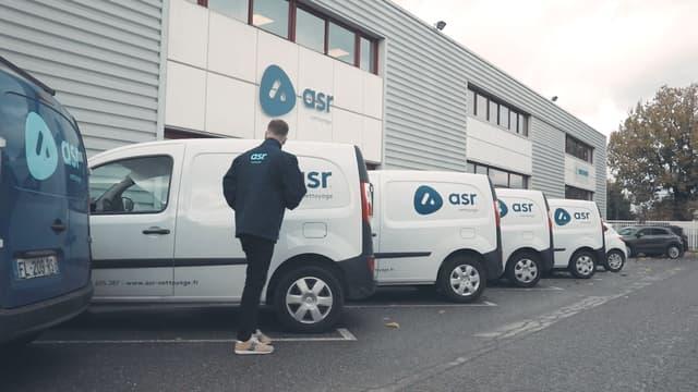 ASR Nettoyage, l'hygiène et la propreté au service des entreprises