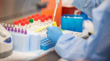 Centre de dépistage du coronavirus aux États-Unis