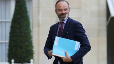 Edouard Philippe le 2 juillet 2020 à Paris