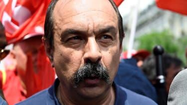 """Sur France Inter, Philippe Martinez, secrétaire général de la CGT, invite le président de la République à """"regarder par la fenêtre de son palais pour voir la vraie vie"""""""