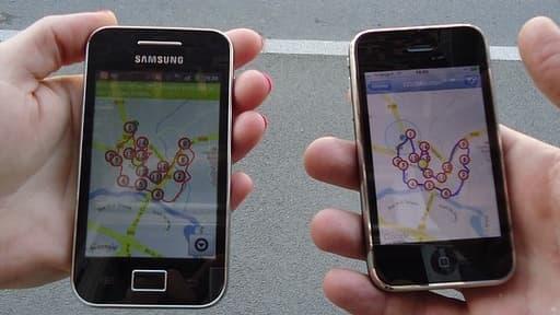 Les smartphones font notamment partie des appareils qui rentrent dans l'assiette de cette taxe.