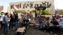 Manifestation le 26 octobre sur la place Tahrir.
