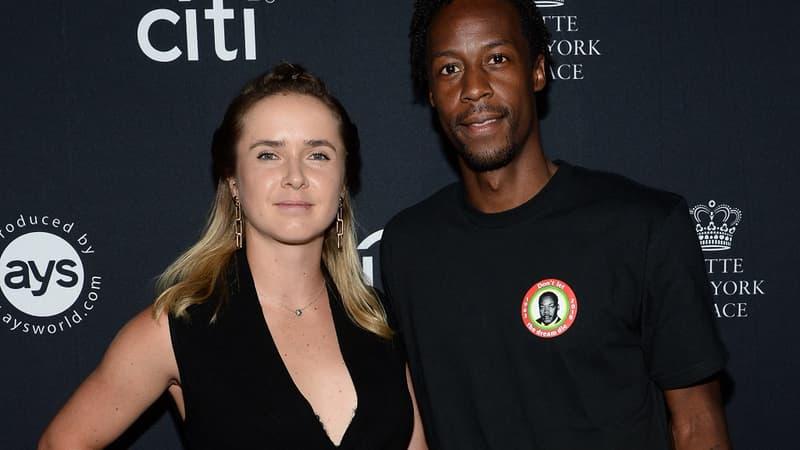 Tennis: Gaël Monfils et Elina Svitolina se sont mariés