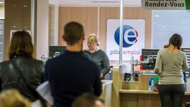 Entre 2 et 4% des demandeurs d'emplois sont radiés pour manque de recherche d'emploi.