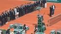 Roland-Garros : le vibrant hommage à Patrice Dominguez