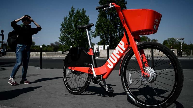 Paris: les vélos en libre-service Jump de retour dans les rues
