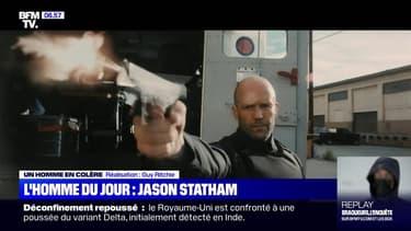 """Jason Statham de retour avec le film """"Un homme en colère"""""""