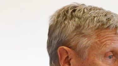 Gary Johnson est le candidat libertarien à l'élection présidentielle américaine.
