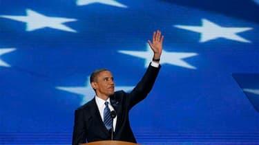 Barack Obama a exhorté jeudi soir les électeurs américains à la patience