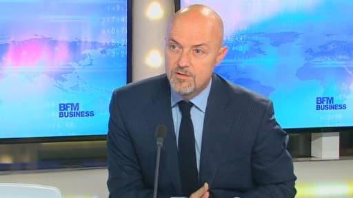 Pierre Louette s'est également pris à la politique menée par Bruxelles.