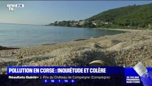 Pollution en Corse: les plages commencent à rouvrir