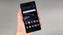 Le Huawei Mate 8 est un grand smartphone à écran 6 pouces.