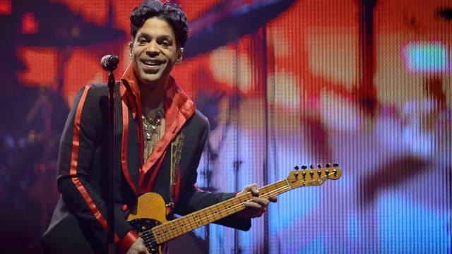 Prince à Antwerp, le 8 novembre 2010