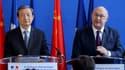 Le vice-premier ministre chinois Ma Kai, et Michel Sapin s'étaient rencontrés à Paris en novembre 2016.