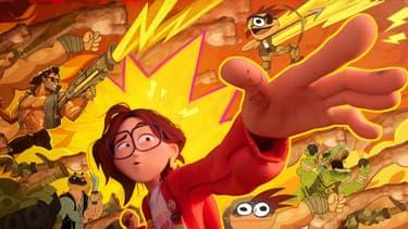 """""""Les Mitchell contre les machines"""", nouveau dessin animé disponible sur Netflix"""