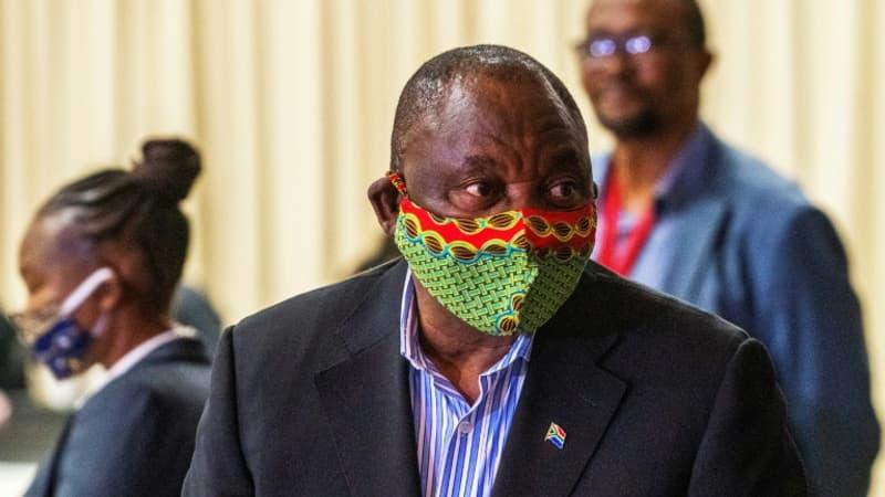 le président sud-africain annonce un renforcement des restrictions