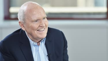 Jack Welch était considéré comme l'un des hommes les plus influents des milieux d'affaires au monde.