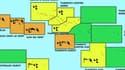 Les îles de l'ouest de la Polynésie française sont concernées par la vigilance orange.