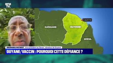 Vaccination anti-Covid en Guyane: pourquoi cette défiance ? - 25/09
