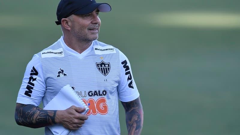 OM: le beau message d'adieu de l'Atlético Mineiro à Sampaoli