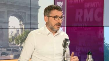 Matthieu Orphelin, député de Maine-et-Loire et coprésident du groupe EDS, le 20 mai 2020
