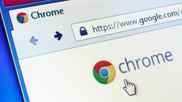 Le navigateur Chrome.
