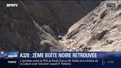 Crash de l'A320 (1/5): La seconde boite noire a été retrouvée, que peut-elle nous apprendre ?