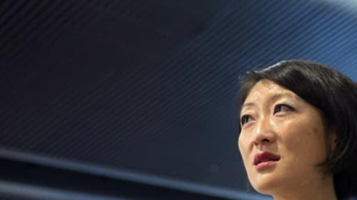Fleur Pellerin a annoncé la fin du fichage des entreprenuers en faillite par la Banque de France, lundi 29 avril.